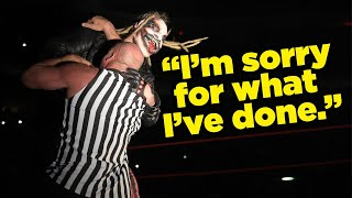 Why Bray Wyatt Is Very Sorry For The Fiend