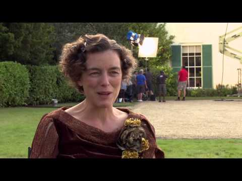 Olivia Williams' Official 'Hyde Park on Hudson' Interview - Celebs.com