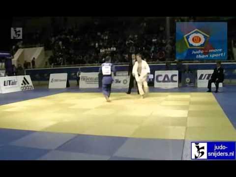 Judo 2011 European Championships U23 Tyumen: Lundqvist (SWE) - Kulikov (RUS) [-60kg]
