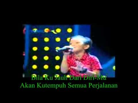 Jojo Idol Damai Bersamamu (Chrisye) With Lirik