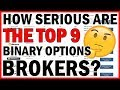 binary options brokers review - YouTube