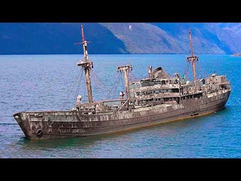 Исчезнувший Корабль Появился Спустя 9 Лет