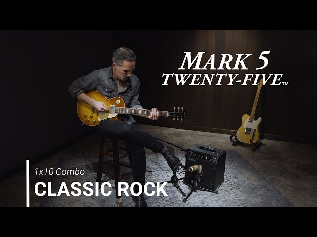 MESA/Boogie • Mark Five: 25™ 1x10 Combo • CLASSIC ROCK