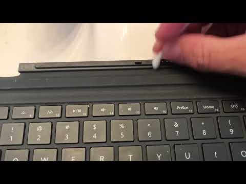 Surface Book Pro Keyboard Not Working   ALL NEW FIX   2018