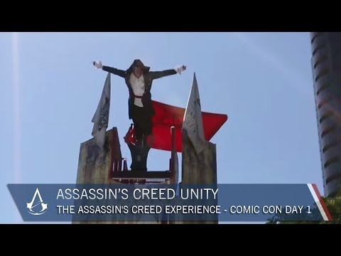 The Assassin's Creed Experience - Comic-Con Day 1