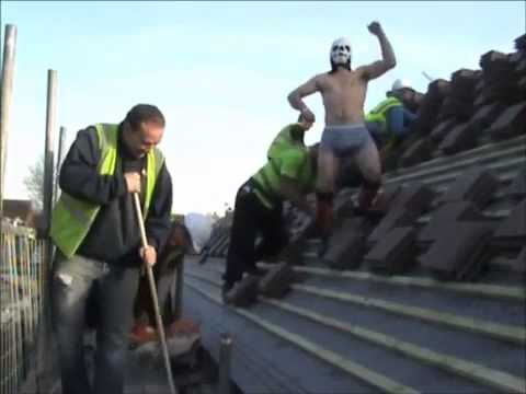Ldm Roofing Harlem Shake Youtube