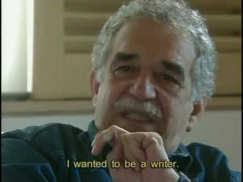 García Márquez: A Witch Writing - First 11 minutes