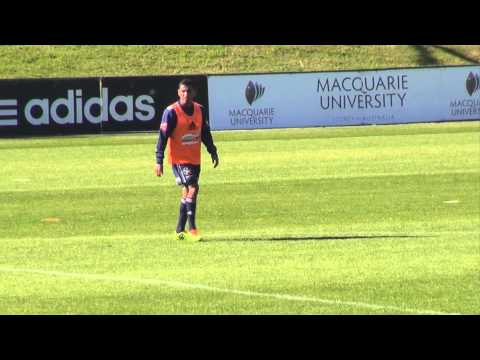 Ognenovski And Abbas In All Stars Squad