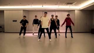"Got7 ""if you do"" ( 니가 하면)   dance practice mirror"