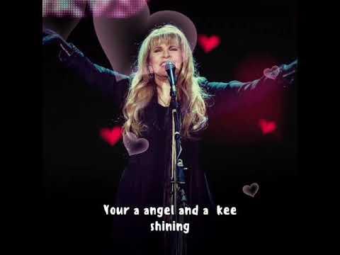 Happy Birthday Stevie Nicks You Have A Shining Star Youtube