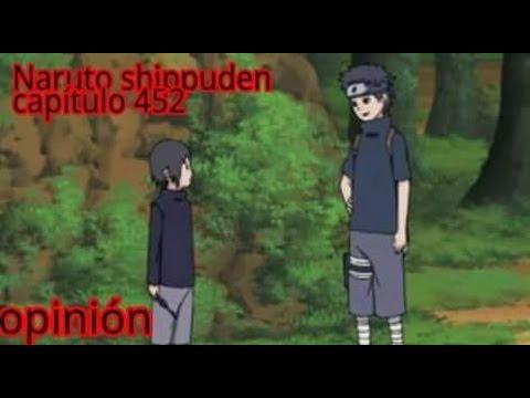 Download Naruto Shippuden Capituló #452/opinión/720p-1080p