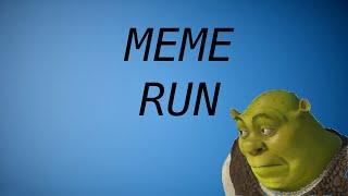 Meme Run - An Actual Game on the Nintendo EShop