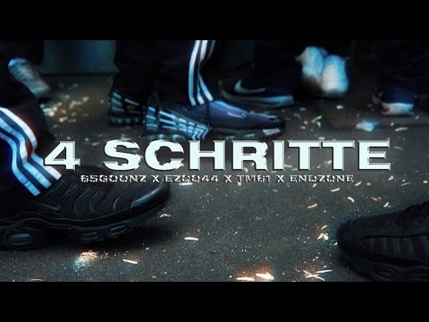 65GOONZ x TM61 x EZCO44 x ENDZONE - 4 Schritte (Official Video)