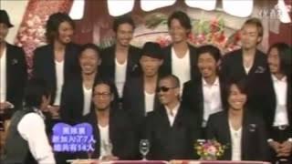 exileメンバーは移動の際、スタッフも含めると新幹線1車両が貸切状態 に...