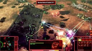 Command & Conquer 4: Testvideo