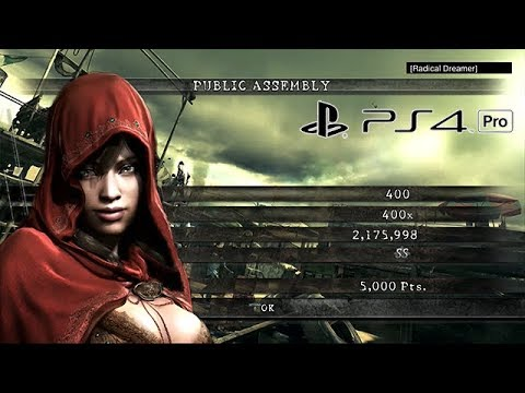 Resident Evil 5 PS4 PRO NO MERCY 2175k Public Assembly Sheva Fairy Tale 60fps
