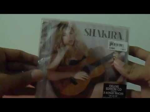 Shakira - SHAKIRA. (Deluxe Edition) (Album Unboxing)