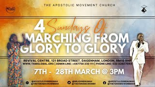 FOR WE HAVE SEEN HIS STAR // SUNDAY PROPHETIC SERVICE // LIVE IN LONDON // APOSTLE JOHN ENUMAH