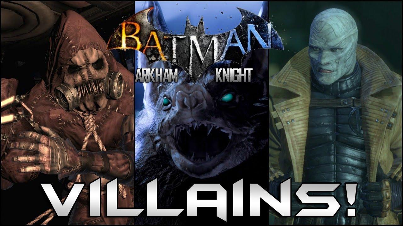 Batman Arkham K...