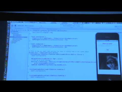 CS76 Spring 2012 Section 8: iOS (SDK Primer)