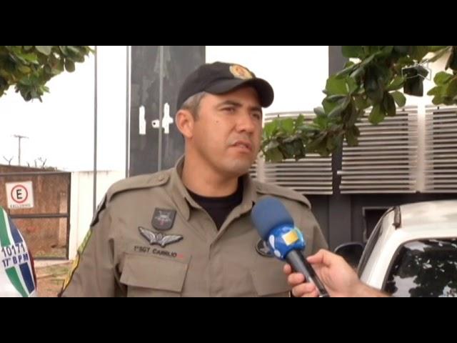 DF ALERTA - Homem insiste e corre atrás de vítima após arma travar