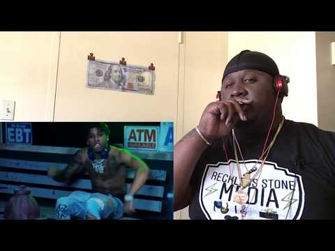 NLE Choppa Ft Roddy Ricch - Walk Em Down ( Reaction Video )