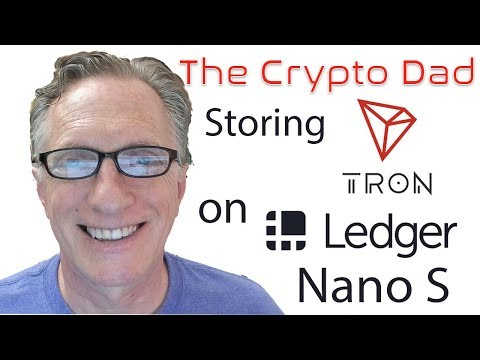 How to Store Tron on the Ledger Nano S