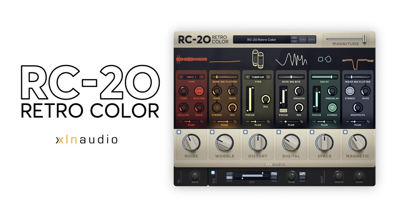 Save 50% on XLN Audio's Addictive Drums & Keys, RC-20 Retro