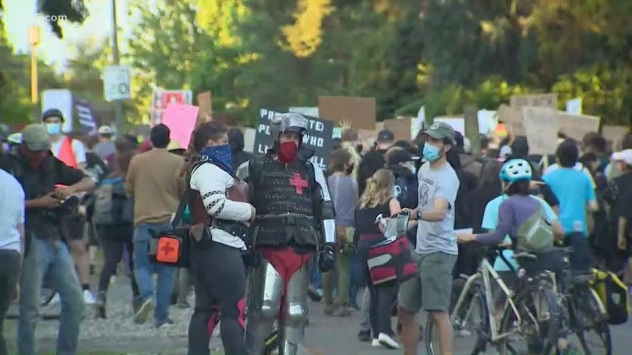 'This is just the beginning:' CHOP protesters plan to continue ...