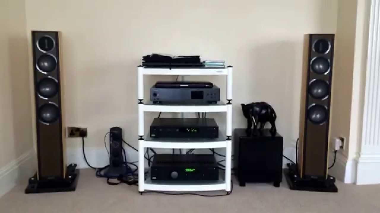 Monitor Audio Gold 200 Piano Black