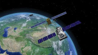 Space Drone that extends satellite life could also be weaponized