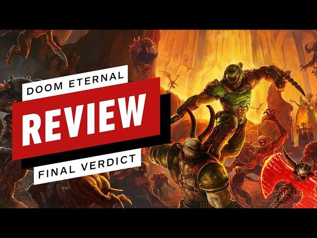 Doom Eternal Final Review