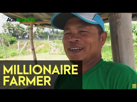 Agribusiness Success: Misfortunes hit him but refused to quit, turned millionaire just like magic