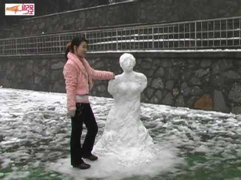 Wuhan University--snow2007.wmv