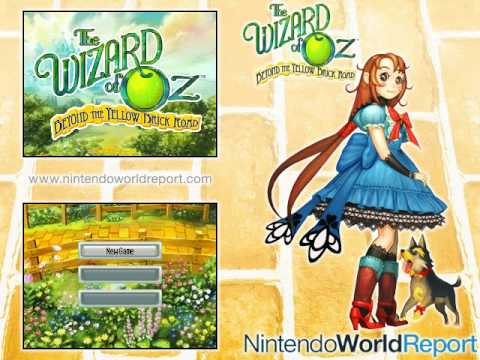 the wizard of oz video game part 1