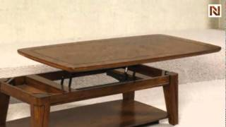 Bar Harbor Rectangular Lift Top Cocktail Table 047-910 By Hammary Furniture