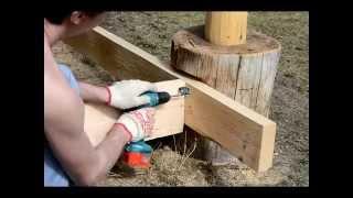 видео Как правильно положить деревянный пол: советы и рекомендации