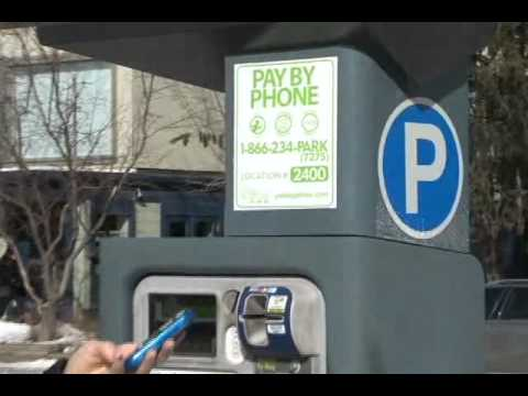 Aspen Parking:  Pay by Phone