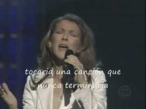 Celine Dion - Dance with my Father (subt. Spanish)