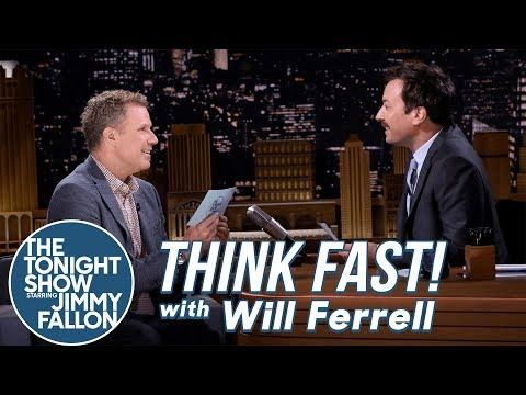Download Youtube: Think Fast! with Will Ferrell