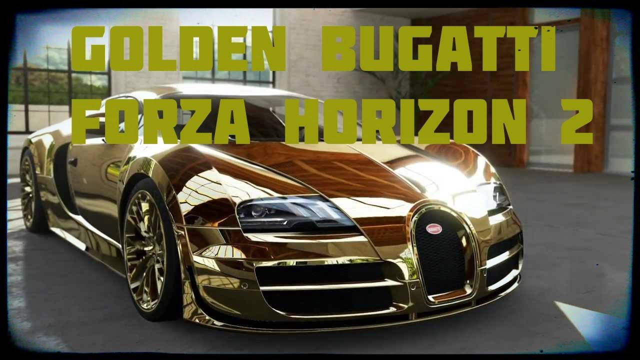 Golden Bugatti Racing Youtube