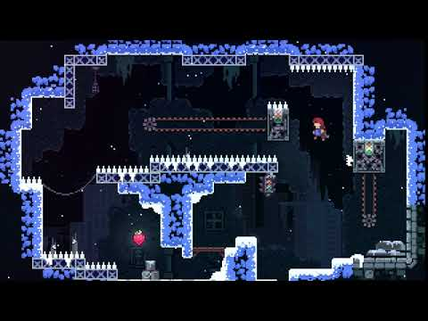 Celeste Strawberry Guide: Chapter 1 - Forsaken City Strawberry #12