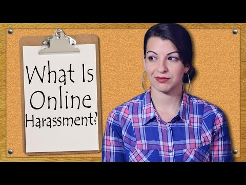 What Is Online Harassment?
