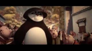 Kung Fu Panda- Hero (remix) by Skillet