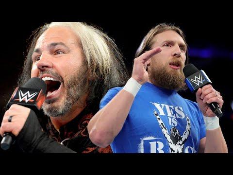 WWE News - Daniel Bryan To Re-Sign, Matt Hardy Out Indefinitely, Big Survivor Series Match