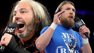WWE News - Daniel Bryan To Re-Sign, Matt Hardy Out Indefinitely, Big Survivor Series Match