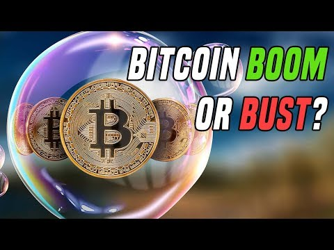 Bitcoin Boom Or Bust? | A Rational Perspective