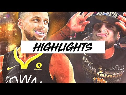 Best Steph Curry Highlights 2017-2018 Season | Clip Session