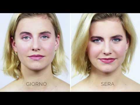 Tutorial Fast Make-up | diego dalla palma milano