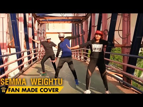 Semma Weightu - Kaala Dance Cover | Rajinikanth | Prasee Choreography